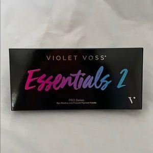 Violet Voss Essentials 2 Eyeshadow Pressed Palette